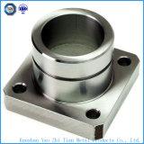 Pièce de usinage personnalisée de qualité de pièces d'acier inoxydable de commande numérique par ordinateur d'aluminium