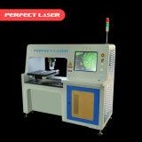 Автомат для резки вафли кремния фотоэлемента Dicing с безуходным