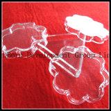 Fornitore termoresistente libero della vaschetta di vetro di quarzo