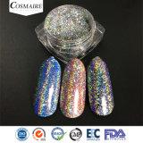 Les Flocons d'irréguliers Cosmaire haut grade Multicolors effet holographique Pigment pour nail art