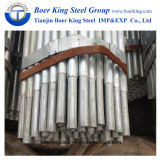 2018 Threaded with Sockets Hot DIP Galvanized Pipe with Zinc Coating 220G/M2