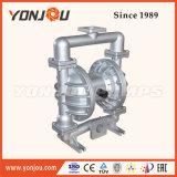 압축 공기를 넣은 펌프, 공기는 격막 펌프, 압축 공기를 넣은 격막 펌프를 운영했다
