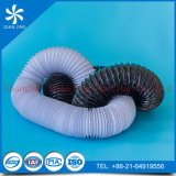 Conducto flexible del PVC