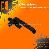 Горячие продажи цинка из ПВХ двери запирания на ручке привода вспомогательного оборудования в Китае высокого качества