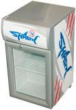 Bar Mini frigorífico de exibição com porta transparente (JGA-SC20)
