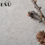 O homem de pedra marmoreando de quartzo fêz o material da bancada