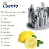 Petróleo fresco de la fragancia del limón para el polvo de Wahsing
