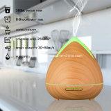 木の木質のある仕上げSuE01を用いるアマゾン精油の拡散器