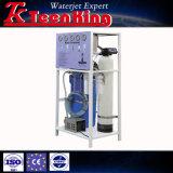 Abschleifendes Wasserstrahlsystem mit Verstärker-Pumpe