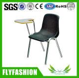Preiswerter Plastikschulmöbel-Trainings-Stuhl mit Schreibens-Auflage (SF-25F)