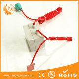 Calefator elétrico da borracha de silicone do calefator do aquecimento da alta qualidade