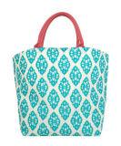 Saco relativo à promoção do presente da forma das bolsas do Tote da juta das mulheres novas (BDX-161021)