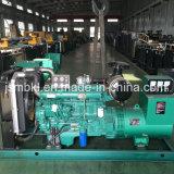 produzione di energia di 75kw Weichai Ricardo con un motore diesel R6105zd 1500rpm dei 6 cilindri raffreddato ad acqua
