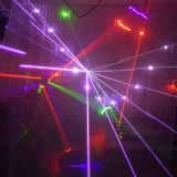 セリウムRoHS 1Wは緑クラブDJのレーザー光線を選抜する