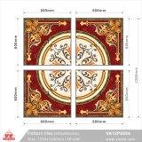 Tegel van het Tapijt van de Vloer van het Patroon van het Bouwmateriaal de Aangepaste (VA12P6054, 600X600mm+1200X1200mm)