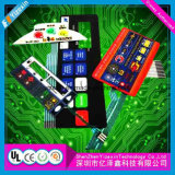 Flexible Silk screen Printing panel control Metal of domes membrane SWITCH Circuit