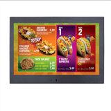 """アンドロイド70の""""表記を広告する大きいスクリーン壁に取り付けられたLCD TVデジタル"""