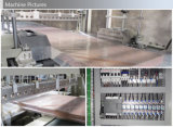 Автоматическая двойные боковые уплотнительные тепловой сокращается Нагрейте термоусадочную машины