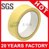 Gelbes selbsthaftendes Kreppband für Farbanstrich (YST-MT-002)