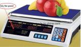 Balanza de cuenta de múltiples funciones vendedora caliente 40kg