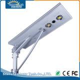 Réverbère solaire Integrated de l'éclairage DEL de produits de lampe extérieure de jardin