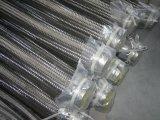 Heißer Verkaufs-Edelstahl-flexibles Metalschlauch mit Einfassung