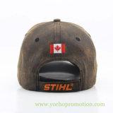 Bseballの帽子の昇進のカムフラージュの綿のスポーツの野球帽の野球帽の中国の製造業者