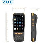 가장 싼 공장 소형 인조 인간 어려운 1d 제 2 Barcode 스캐너 4 인치 PDA