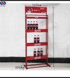 Soporte de visualización derecho del suelo de la bebida de la cola de la alta calidad