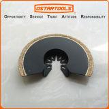 86mm (3-3/8'') Segment universel de carbure de lame de scie oscillante circulaire