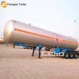 판매를 위한 60m3 액화천연가스 저장 탱크 트레일러