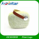 Im Freien drahtloser Textilverpackung mini beweglicher Bluetooth Lautsprecher