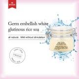 Sal de baño mineral microcristalina de la miel