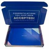Papel para impressão a cores caixa de expedição de papelão ondulado