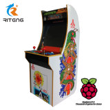Старая машина видеоигры Galaga шкафа аркады для сбывания
