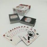 Das 120 Karten-Tischplattenspiel fertigen Kunstdruckpapier kundenspezifisch an, damit 2-8 Leute Yh339 spielen