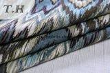 La tapicería de tela jacquard el patrón de diente de sierra sofá de tela (Fürth32138)