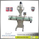 Автоматическое заполнение бачка молочной смеси упаковочные машины
