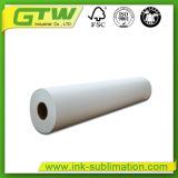Nessun-Arricciare il documento asciutto veloce di sublimazione di 100 GSM per la stampante di getto di inchiostro di Largo-Formato