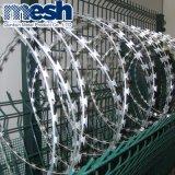 Fabricante especializado de la fábrica de púas alambre cinta navaja