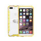 360 grados de protección completa colorido Celular Carcasa resistente al agua para el iPhone 8 Plus