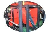 Dreieck-faltender Einheit-Befestigungs-nichtgewebter Beutel, der Maschine herstellt