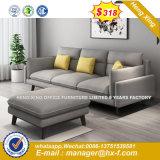 La vida moderna habitación lujosa sofá de cuero (HX-8NR2247)