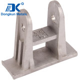 Aluminium-Schwerkraft-Gussteil für Bahnteile
