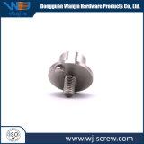 OEM de acero inoxidable, hierro, aluminio mecanizado CNC de giro de torno parte