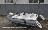 Liya 3.3mの販売のための堅く膨脹可能なボートのHypalonの肋骨のボート