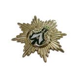 Qualität Singaport Metallpolizei Badge Tasten-Abzeichen