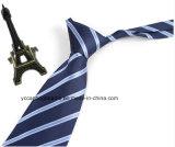 Tecido de poliéster 100% homens gravata