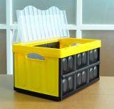 Casella di memoria di plastica pieghevole solida di alta qualità