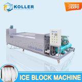 5tonnes/jour de bloc de glace industrielle Making Machine pour les zones chaudes